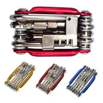 Bicycle Repairing Set 15 In 1 Bike Repair Tool Kit